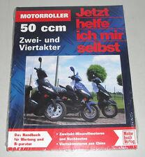 Reparaturanleitung Motorroller 50 ccm 50er China Roller / Minarelli / Rex etc.