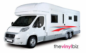 Motorhome Graphics Vinyl Stickers Car Caravan Van Decal Ebay