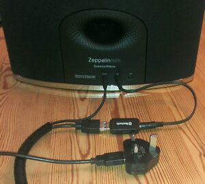 Bluetooth-receiver-for-Bowers-and-Wilkins-zeppelin-mini-amp-zeppelin-iPhone-iPod