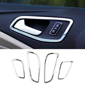 Fit for ford escape kuga 2013 chrome interior door handle - 2013 ford escape interior door handle ...