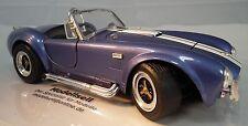 Shelby Cobra 427 S/C Cabrio von Road Signature im Maßstab 1:18 Modellauto
