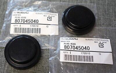 Subaru 807045040 Engine Camshaft Plug//Cam Plug