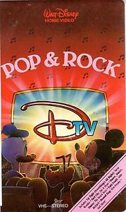 Walt Disney's DTV: POP & ROCK - CLASSIC MUSIC & VIDEOS ...