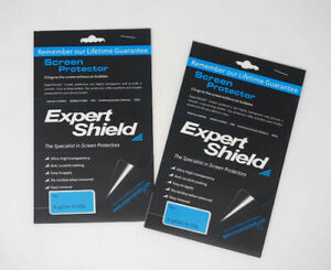 Expert-Shield-Screen-Protector-Fujifilm-X100S-X100-NEW-LOT-OF-TWO-FREE-SHIPPING