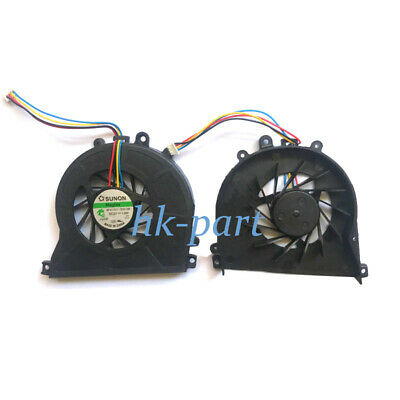 Z-one Fan Replacement for Dell Latitude 7390 E7390 Series CPU Cooling Fan 4-Wires 4-pins EG50040S1-CC30-S9A
