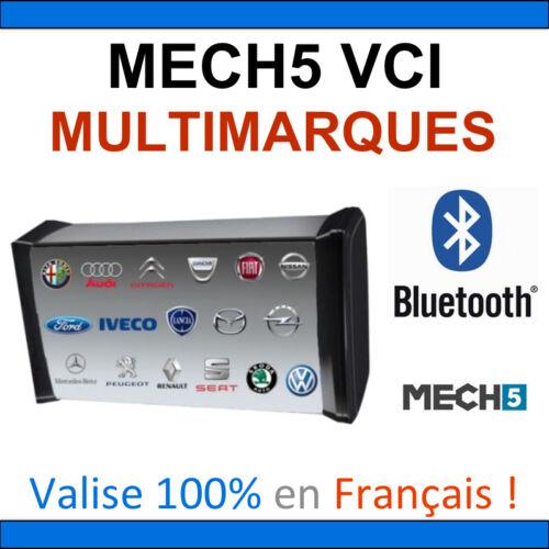 1 mois d/'abonnement Diagnostique Pro Multimarque Français Obd Diagnostic MECH5