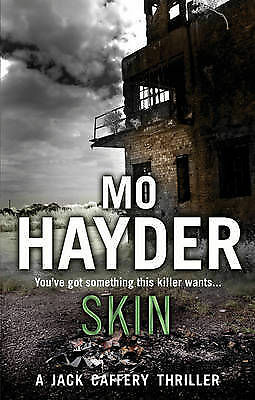 Skin  Mo Hayder Book