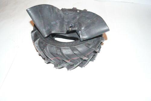 2 Reifen 3.50-5 für Balkenmäher Einachser  Reifen 3.50-5 AS Schlauch 3.50-5 WV