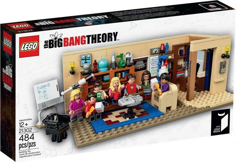 LEGO Ideas The Big Bang Theory Set  21302