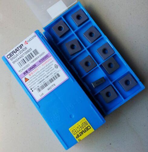 Low-cost CBN Alternative for CI fits SNMG//SNMA 120408 KS6000 KYOCERA SNGA 432