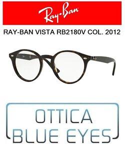 79129b25b6 Caricamento dell immagine in corso Occhiali-da-Vista-RAYBAN-RX-2180-v-Ray-