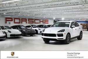 2020 Porsche Cayenne E-Hybrid