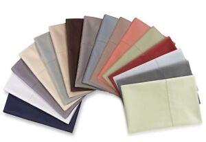 Wamsutta-Dream-Zone-750-Thread-Count-Pillowcases-Set-of-2-New