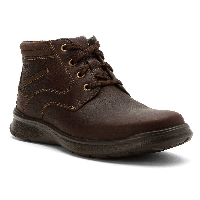 Clarks 26119807 Mens Cotrell Rise Chukka Boot- Choose SZ color.