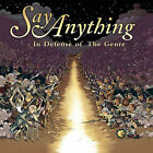 In Defense of the Genre [Clean] [Edited] by Say Anything (CD, Oct-2007, 2 Discs, J Records)