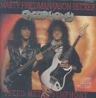 Speed Metal Symphony by Cacophony (CD, 1988, Shrapnel)