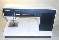 PFAFF Creative Vision Computerized Sewing / Embroidering Machine No Accessories