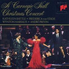 KATHLEEN/VON STADE,FREDERICA/MARSALIS,WYNTO - A CARNEGIE HALL CHRISTMAS  CD NEU