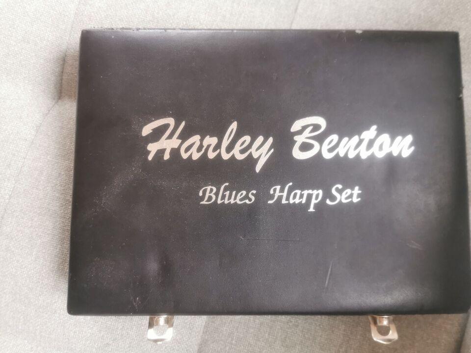 Mundharmonika, Harley benton/k&m