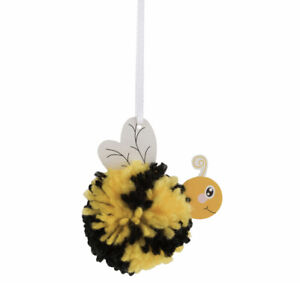 Bumble Bee Pom Pom Kit for Kids Crafts