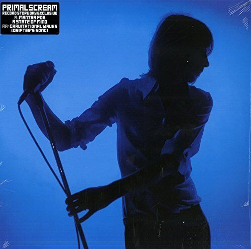"""Primal Scream, Mantra For A State Of Mind, Ltd edition 12"""" vinyl single RSD 2016"""