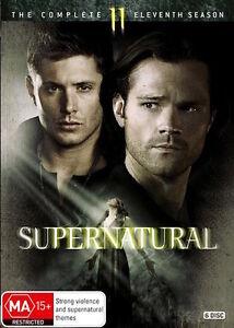 SUPERNATURAL-Season-11-NEW-DVD