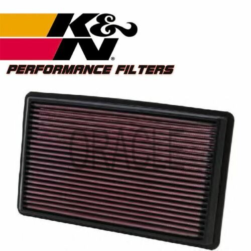 K/&N HIGH FLOW AIR FILTER 33-2232 FOR SUBARU FORESTER 2.0 S TURBO 170 1998-01