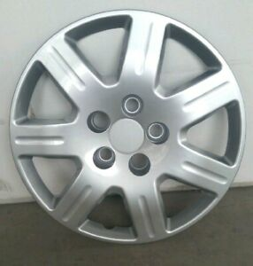 Honda Civic Hubcaps >> SET OF FOUR 16 INCH SILVER HUBCAPS FITS 2006-2011 HONDA CIVIC --- BOLT ON | eBay