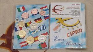 2013 CIPRO 8 monete 3,88 EURO chypre chyprus cyprus zypern fdc UNC Кипр 塞浦路斯