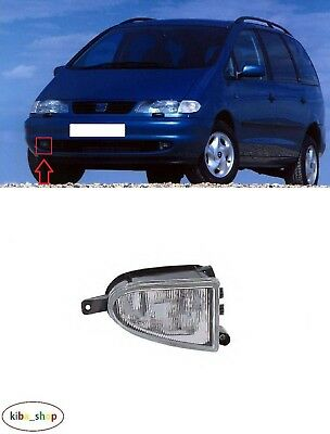 Ford Mondeo Mk2 1996-2000 Front Fog Light Lamp O//S Driver Right