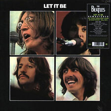 The Beatles 'LET IT BE' New LP 12'' Album - Factory Sealed - 180 g vinyl