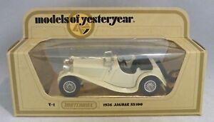 Modellbau Simplex 1912 Matchbox Made In England By Lesney Nr 17 100% Garantie Antikspielzeug