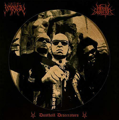 Dusthall Desecrators Live Penang 2015 (Imagen Disco) [ Vinilo ],Impiety/Infernal