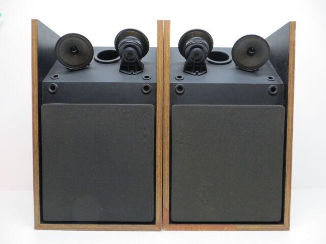 Bose 301 Series II Missing Top Lids