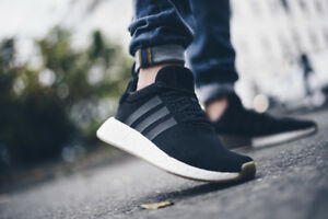 da48af46 Details about NEW MENS ADIDAS NMD_R2 SNEAKERS BY9917-SHOES-SIZE 9