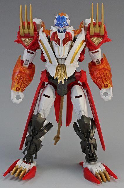 Transformers Prime AM-28 Autobot Leo Prime Takara Tomy Action Figure