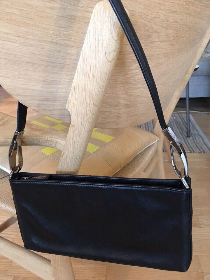 Clutch, DKNY, skind