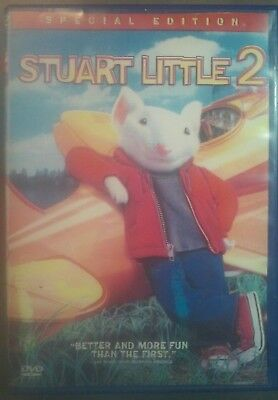 Stuart Little 2 Dvd 2002 43396078192 Ebay