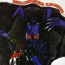 blues creation - demon & 11 children- paper package  CD