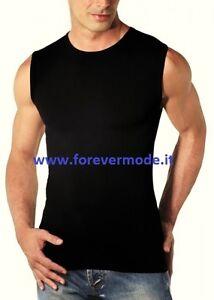 dd0fbe189 La imagen se está cargando 3-Camisetas-camiseta-sin-mangas-hombre -Basile-cuello-