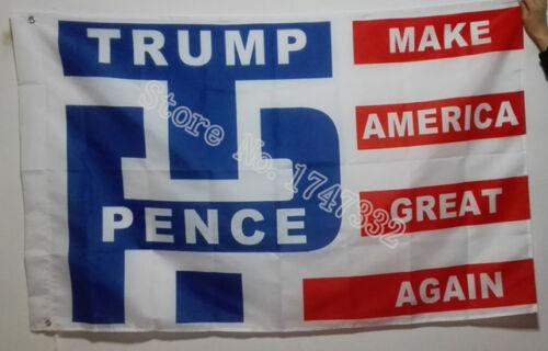 Trump Pence 2020 Make America Great Again Flag
