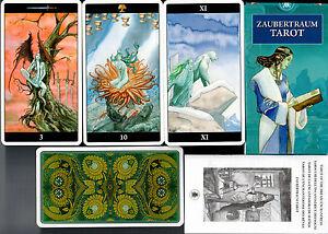 Zaubertraum-Tarot-mit-Anleitung-Sammler-OVP-NEU