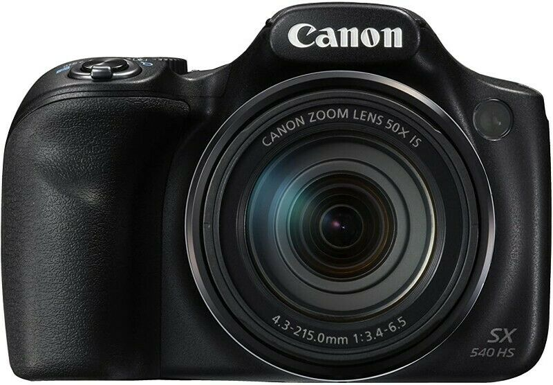 Canon PowerShot SX540HS Camera  (Trade ins Welcome - 021 945 1606)