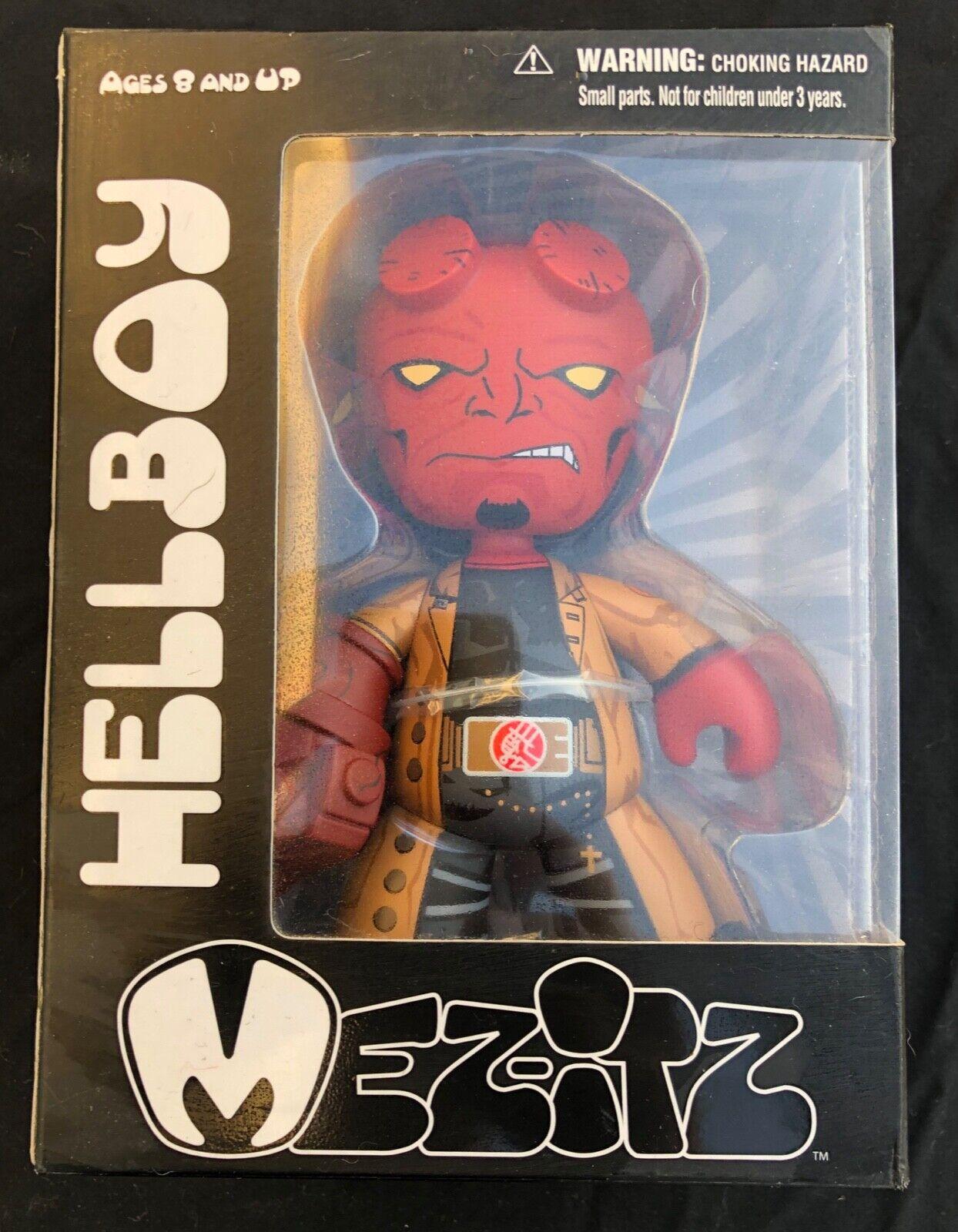 Mezco Toyz Mez-Itz Hellboy Exclusive Vinyl Figure Figure Figure 85491a