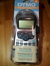 New Dymo Letratag Lt 100h Portable Label Maker 1749027 705722 7 Styles Fonts