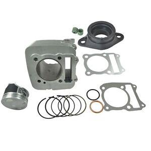 For-Suzuki-DR200-DF200-VAN200-Cylinder-Piston-Gasket-Engine-Rebuild-66-Parts-Kit
