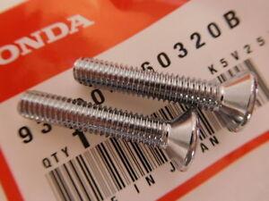 Honda-CB-750-Four-K0-K1-K2-K6-Schrauben-Set-fuer-Zuendungsdeckel