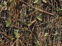 Green Camouflage Rug 37x52 Wilderness Woods Pine Trees Wildlife Camo Carpet