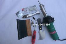 Ultrasonic Welding Machine  Soldador De Ar Quente Pvc Plastic Floor Heat