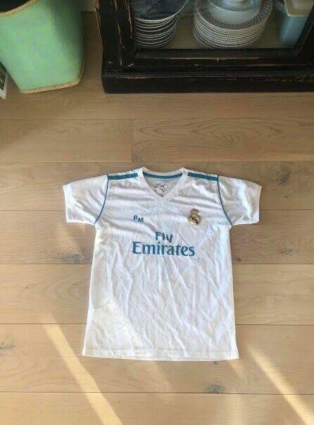 Sportstøj, T-shirt, Real Madrid